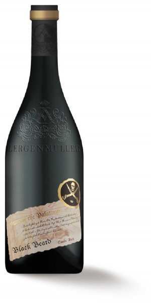 2015 Black Beard - Rotwein-Cuvée