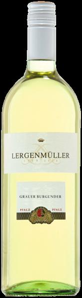2018 Grauer Burgunder trocken
