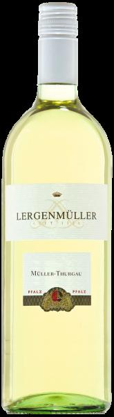 2018 Müller Thurgau feinherb